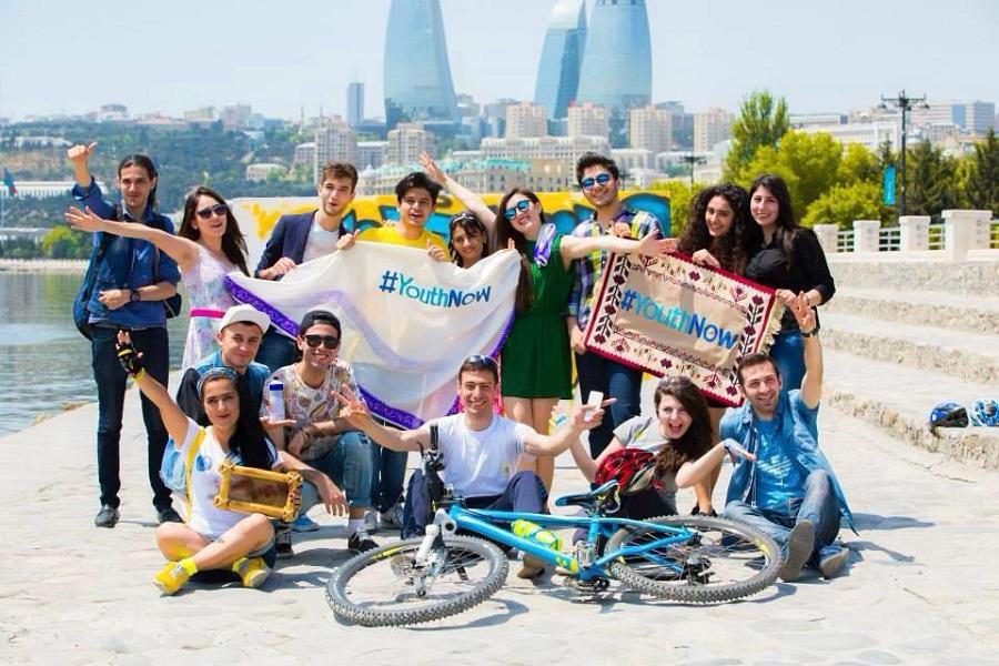 #YouthNow advocacy campaign in Azerbaijan