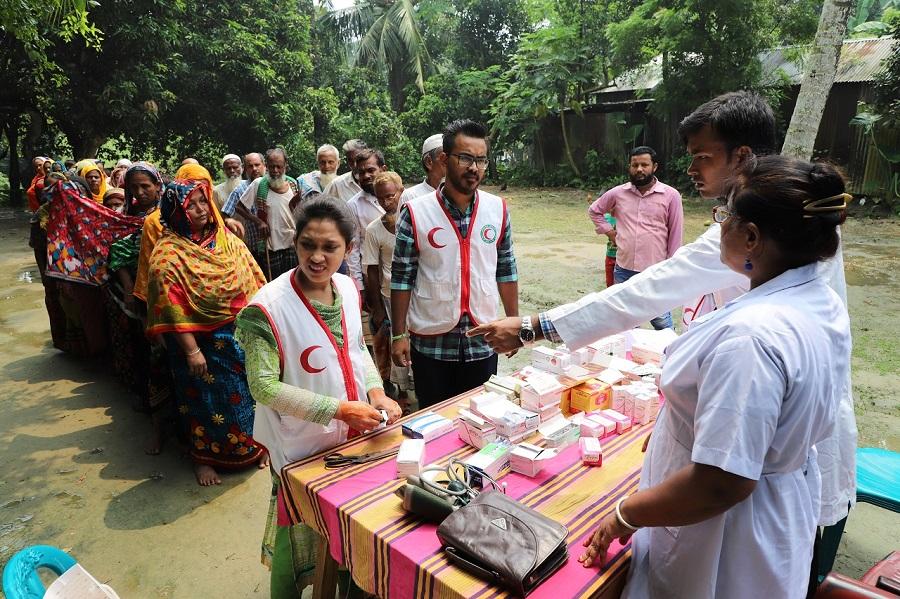 Bangladesh Red Crescent Society (2017)