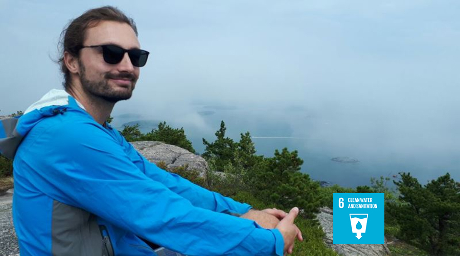 Mirco Keller, Former UN Youth Volunteer for the United Nations Children's Fund (UNICEF)