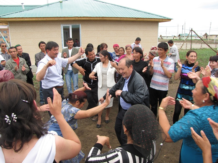 Kazakhstan Repatriates