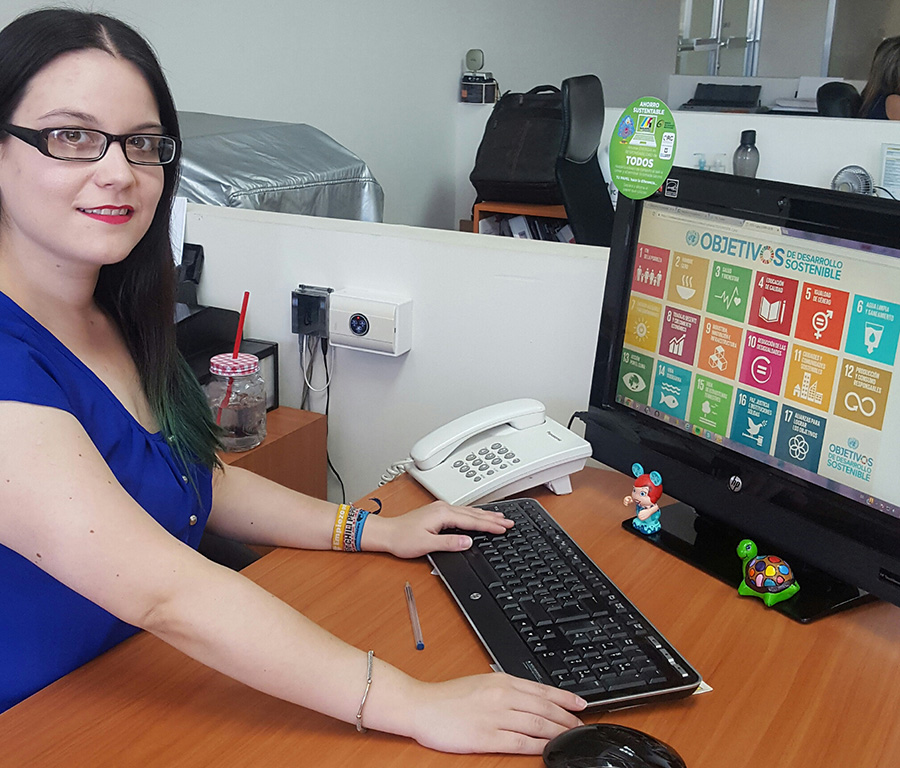 UN Online Volunteer Silvia Marely Salcedo Beltrán (Mexico) has a Bachelor's Degree in International Studies from the Autonomous University of Sinaloa. She currently works as a Social Responsibility and Human Capital Coordinator. (UNV, 2016)