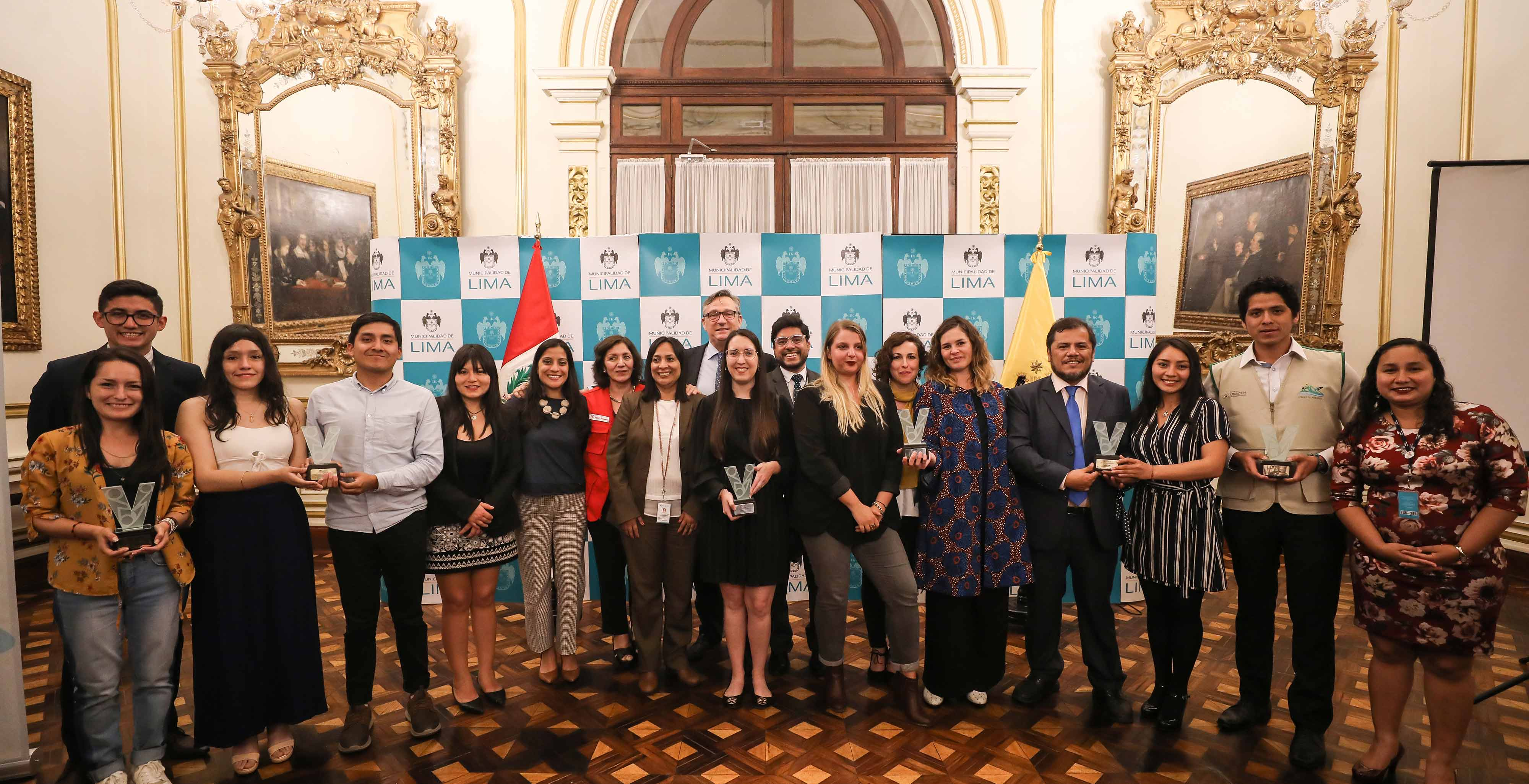 Olivier Adam, Executive Coordinator of the United Nations Volunteers (UNV) programme, celebrated IVD in Peru, joining a national event that brought together volunteers from across the country.