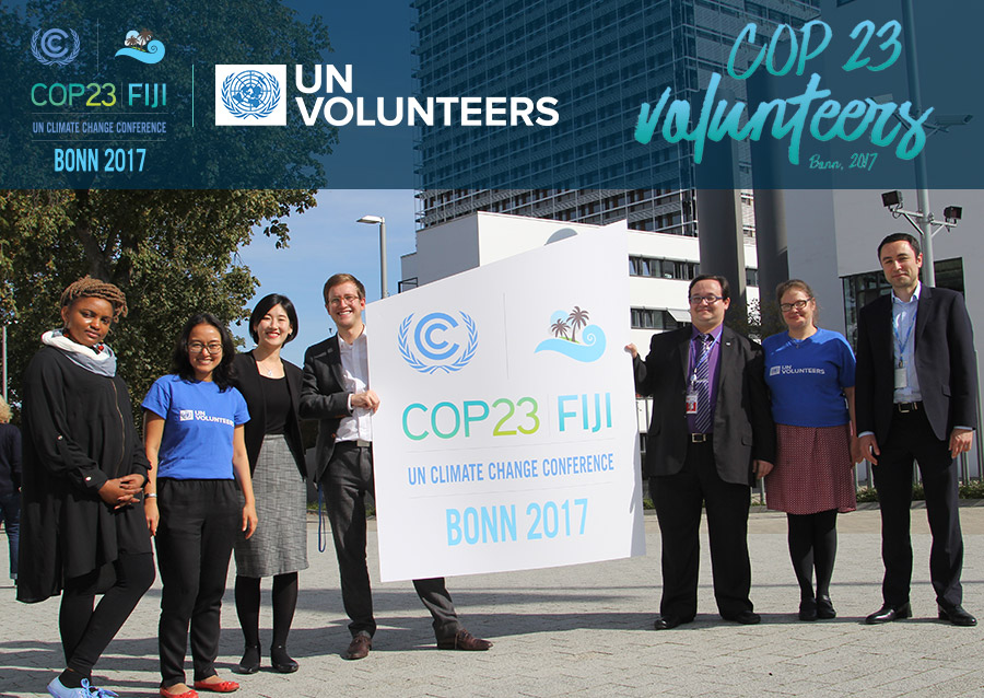 United Nations Volunteers (UNV), In Collaboration With The Secretariat Of  The United Nations Framework Convention On Climate Change, The Kyoto  Protocol And ...