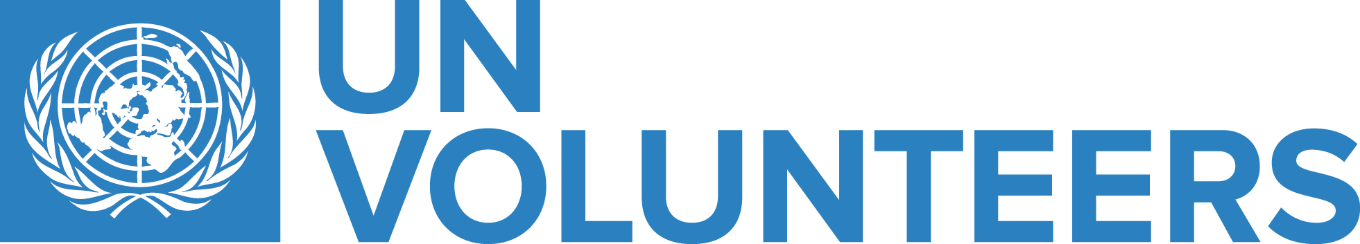 Image result for un volunteer logo