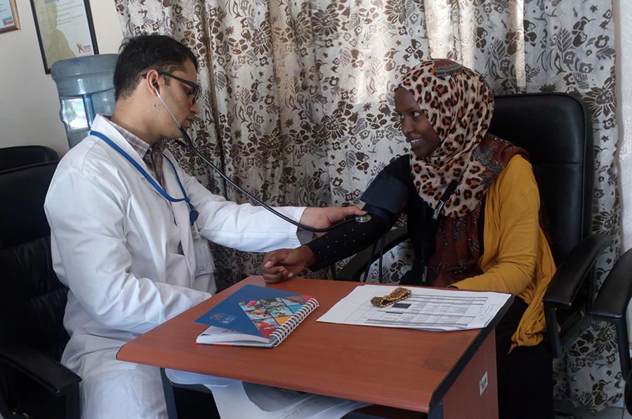 UNV doctors somalia UNSOS UNSOM