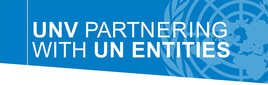 UNV partnering with UN entities