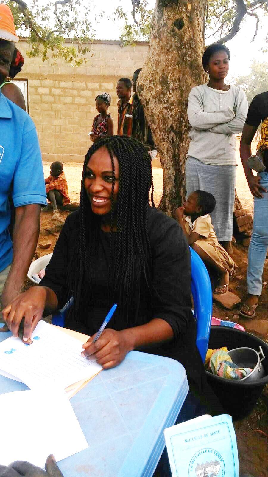 Rencontre au togo les filles en 2012
