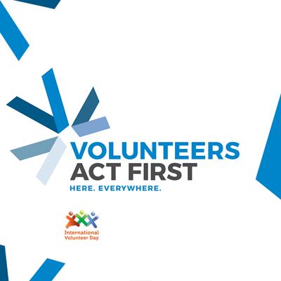 International Volunteer Day 2017