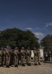 opening ceremony Haiti