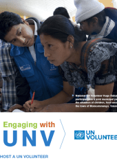 How to host a UN Volunteer
