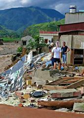 Flash flood devastation in Son La Province