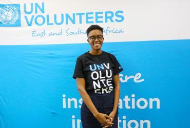 Judite Silva is a UN Youth Volunteer with the UNDP Accelerator Lab in Angola.