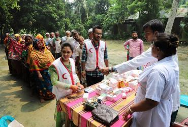 Bangladesh Red Crescent Society (2017)