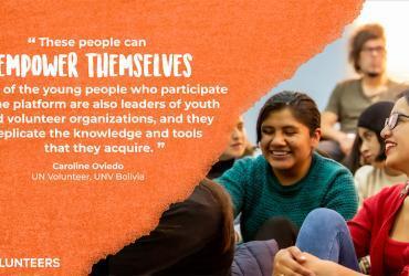 Volunteering in Guatemala and Bolivia