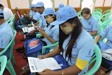 UNV Myanmar Rakhine State