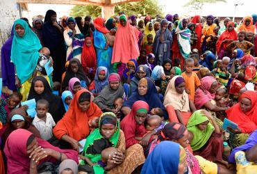 UNSOM Somalia IDPs