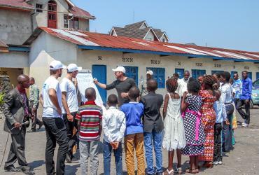 UNV DRC MONUSCO