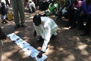 UNV UNESCO FAO South-Sudan famine